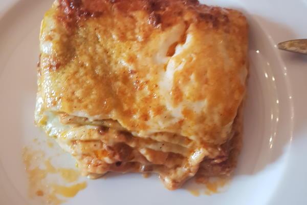Lazanje s mljevenim mesom / bolognese
