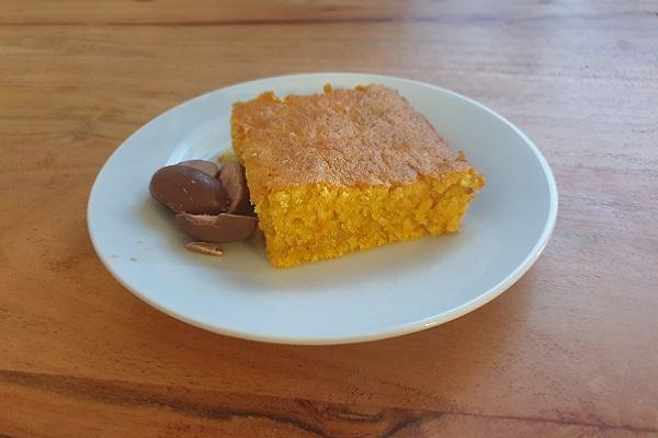 Jednostavni kolač od mrkve bez vaganja