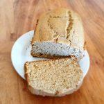 Kruh od kukuruznog i krušnog brašna bez kvasca s praškom za pecivo