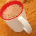 Topli kakao napitak s mlijekom