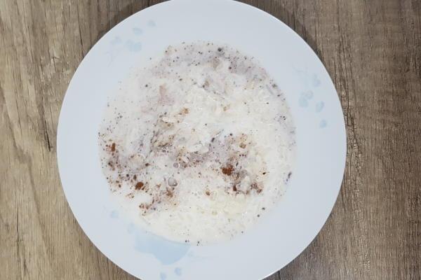 Sutlija – riža na mlijeku na bosanski način