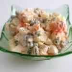 Ruska salata po originalnom receptu