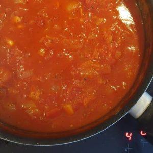 Umak od rajčice iz konzerve - pelata -