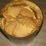 Božićni keksi iz mašine za kekse