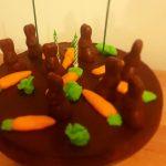 Nutritivno bogata TORTA OD MRKVE s kremom iz recepta za čokoladni kolač