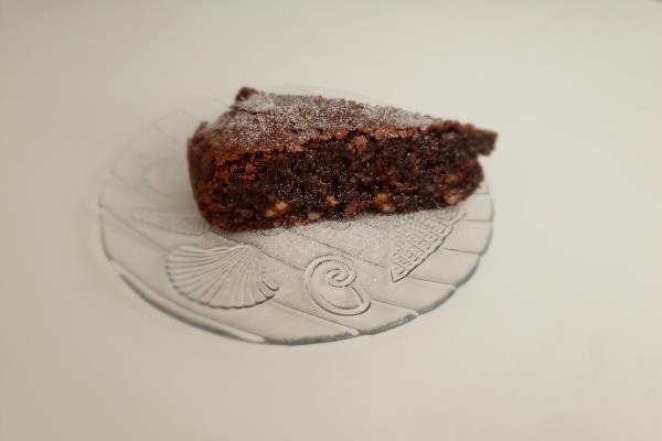 Čokoladna torta bez glutena – Caprese torta